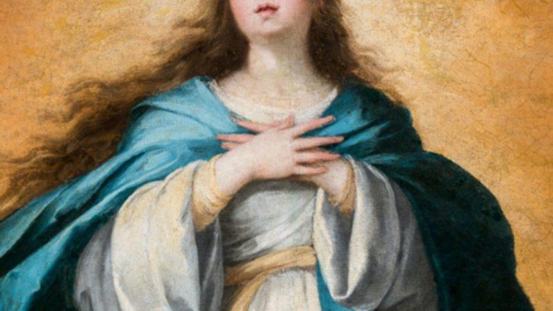 Año Murillo (II): La Inmaculada con fray Juan de Quirós.