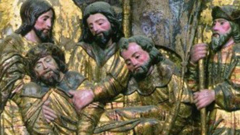 Celebración de la Traslatio de Santiago Apóstol