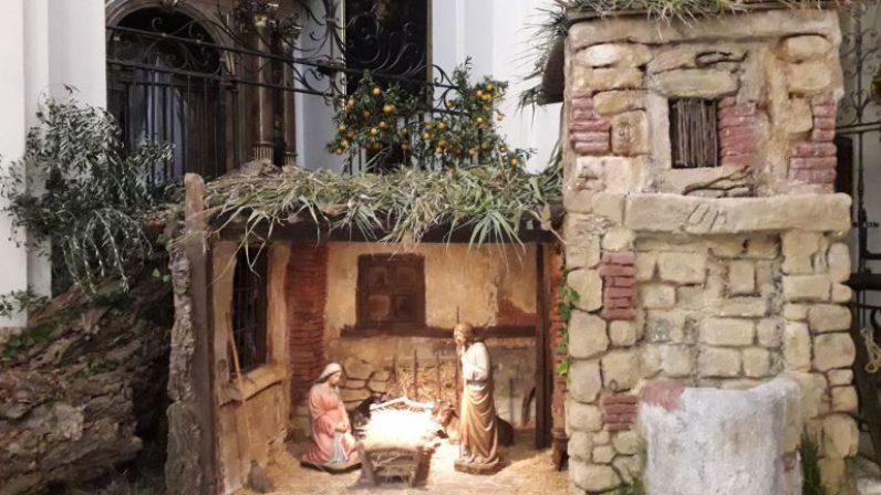 Belén Viviente de la Parroquia de San Bartolomé y San Esteban