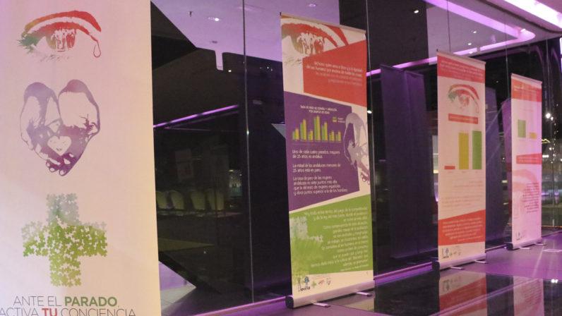 ACCP inaugura la muestra itinerante sobre el trabajo decente