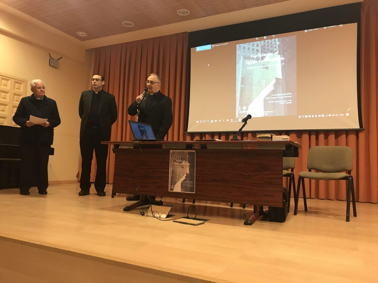 Encuentro de catequistas en las Vicaría I y II de Sevilla