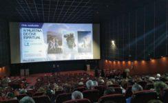 Rotundo éxito en el pistoletazo de salida de la IV Muestra de Cine Espiritual