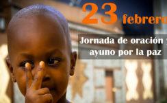 La Archidiócesis de Sevilla se suma a la Jornada por la paz en el Congo y en Sudán del Sur convocada por el Papa