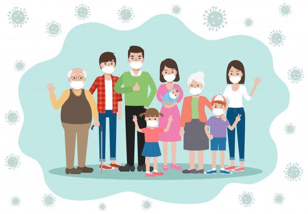 Ciclo Formativo LA FAMILIA ANTE COVID
