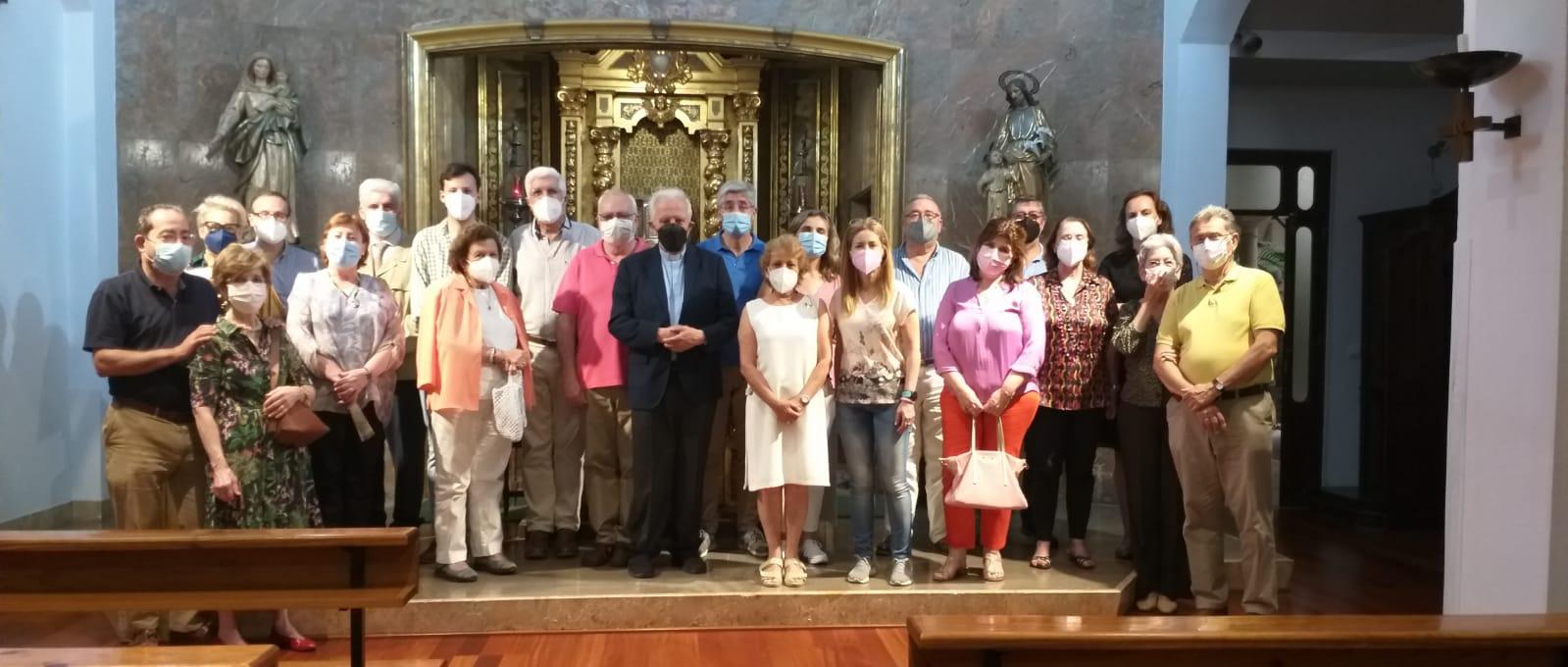 Reunión cierre de curso en el COF Triana – Los Remedios