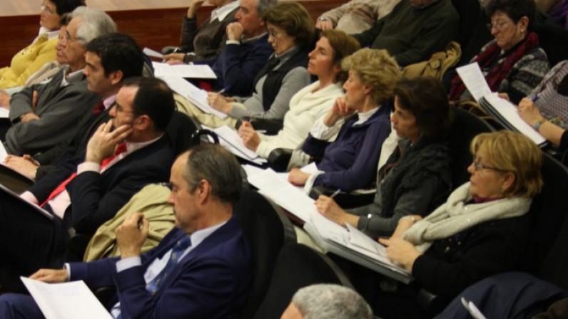 Ponencia 'Laicado asociado, parroquia y nueva evangelización'
