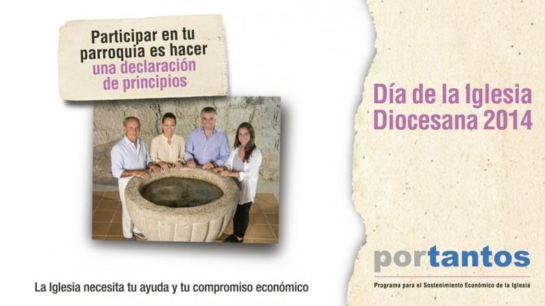 Día de la Iglesia Diocesana 2014