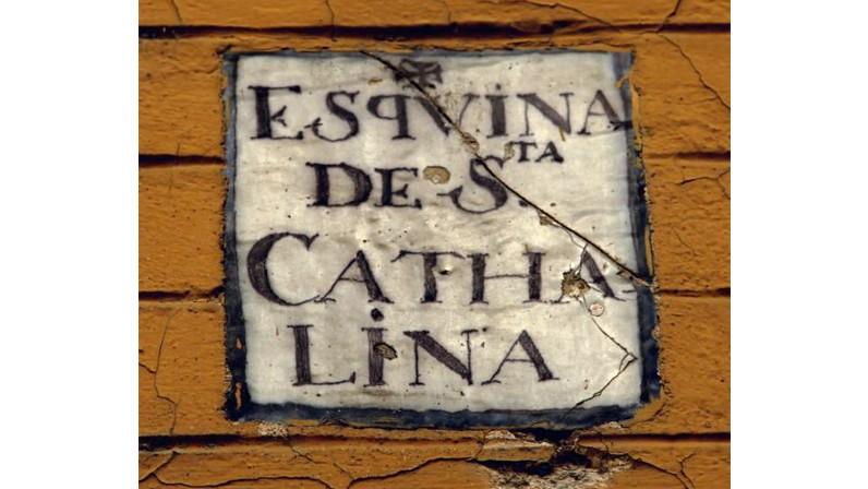 RESTAURACIÓN DE SANTA CATALINA