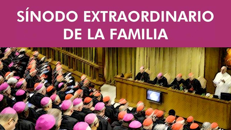 SÍNODO EXTRAORDINARIO DE LA FAMILIA