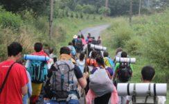 9.138 peregrinos llegaron a Santiago de Compostela desde Sevilla en 2017