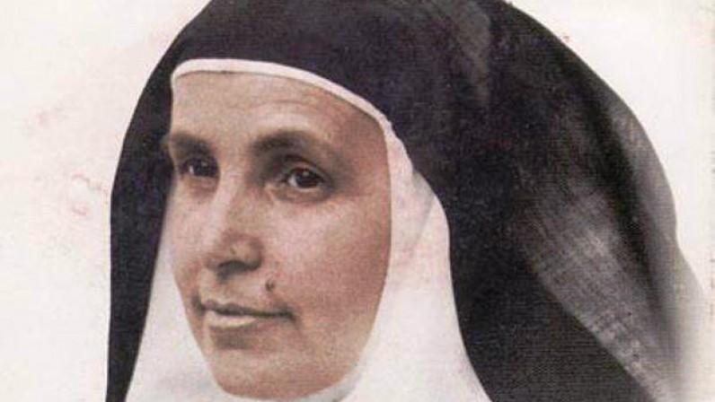 La Iglesia recuerda hoy, 5 de noviembre, a santa Ángela de la Cruz