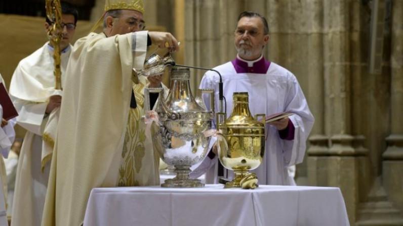 Carta del Arzobispo a los sacerdotes y religiosos sacerdotes de la Archidiócesis (Misa Crismal)