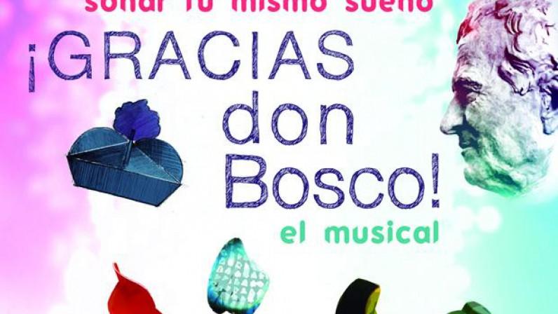 El 24 de enero se estrena el musical '¡Gracias don Bosco!'