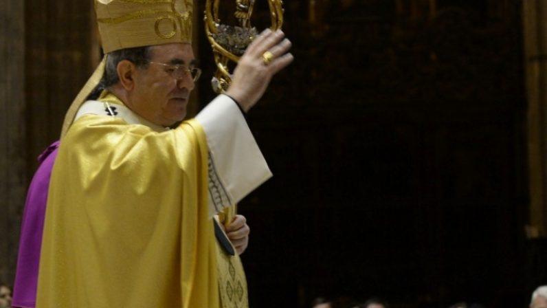 Mons. Asenjo visita las comunidades de vida contemplativa