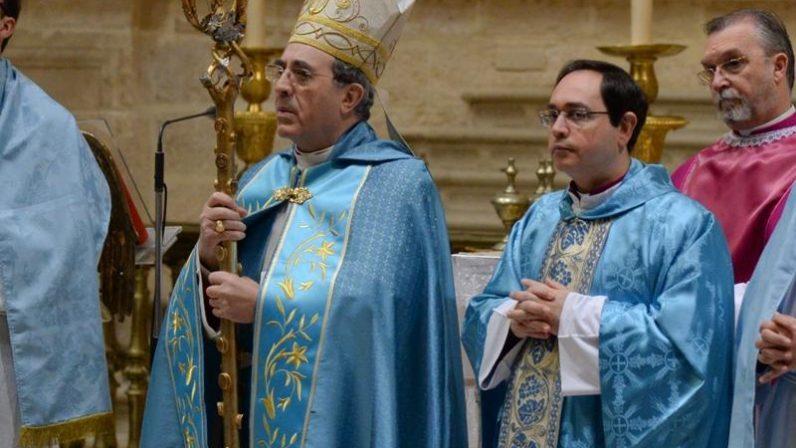 Actos en la Catedral con motivo de la solemnidad de la Inmaculada