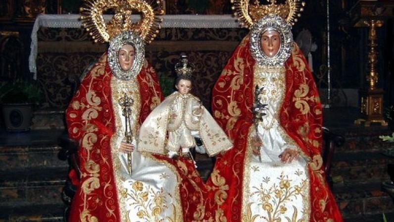 La Parroquia de Santa Ana de Triana prepara actos y cultos en honor a su titular