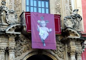 Bendición de imágenes del Niño Jesús-1