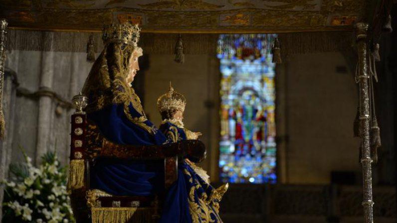 La Virgen de los Reyes presidirá el altar del Jubileo en la clausura del Año de la Misericordia
