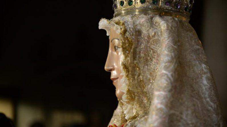 Predicadores de los cultos de la patrona de Sevilla