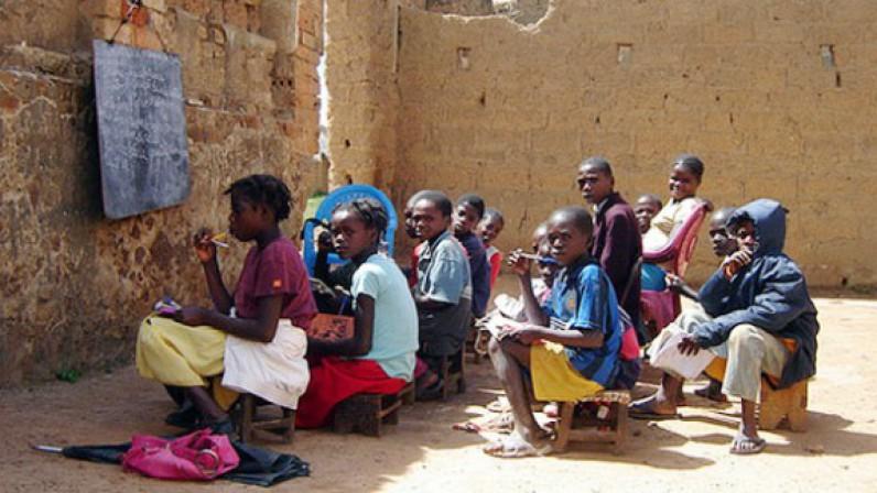 Marcelino Pan y Vino en la República Centroafricana: un convento lleno de refugiados