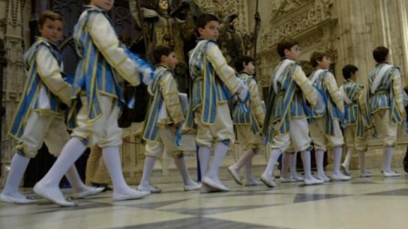 Los Seises en la Catedral de Sevilla