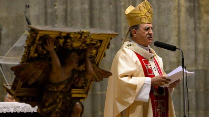 Mons. Asenjo invita a todos los fieles a la misa de acción de gracias por sus bodas de oro sacerdotales