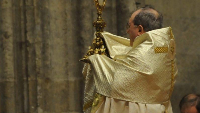 El arzobispo presidirá el acto eucarístico y de desagravio anual de las hermandades sacramentales