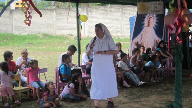 A nuestros misioneros