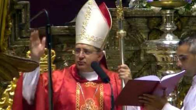 Vigilia Diocesana de Pentecostés 2014