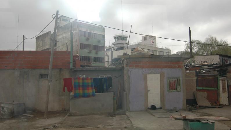 Las periferias del Papa Francisco: los barrios del descarte.