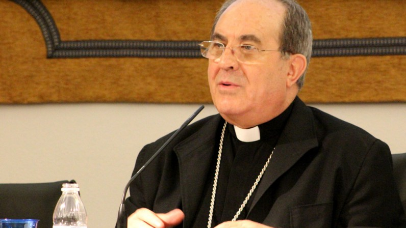 Mons. Asenjo presenta las prioridades pastorales de la Archidiócesis para el próximo curso pastoral