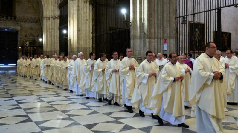 Carta del Arzobispo a los sacerdotes y diáconos de nuestra Archidiócesis