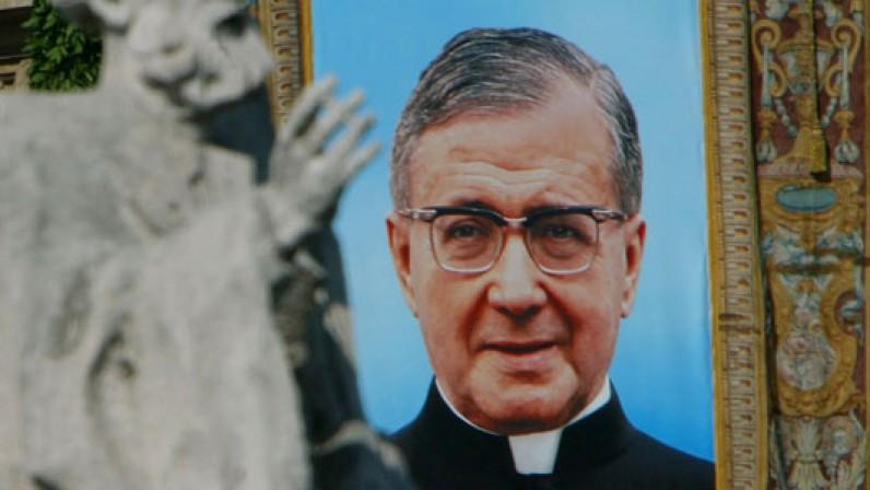 26 de junio, aniversario de la subida al cielo de San José María Escrivá de Balaguer