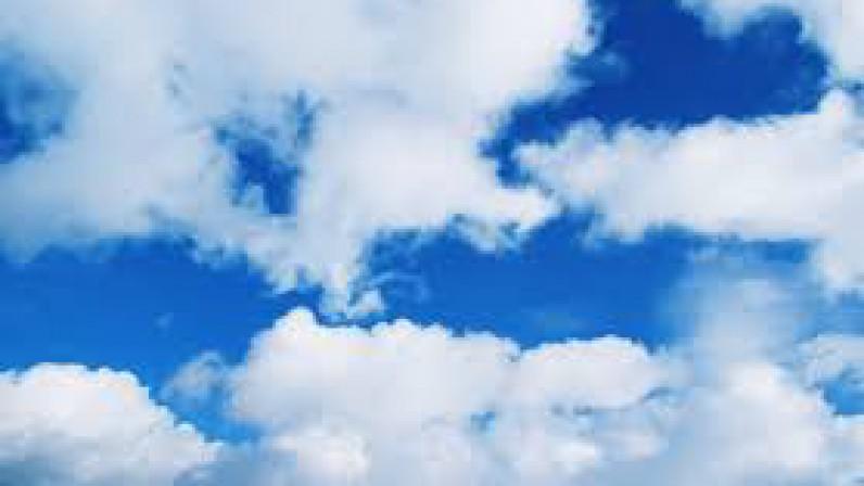 """""""Las nubes son el polvo de sus pies"""""""