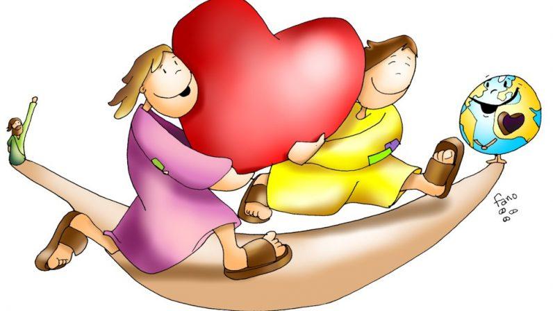 El amor nos salva