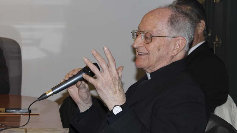 """Fernando Gcía. Gutiérrez: """"El arte es pura evangelización. Es un modo de elevarse a Dios"""""""
