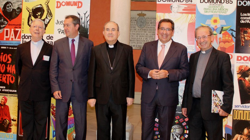 """Mons. Asenjo: """"Sevilla tiene muchos títulos para albergar la campaña del Domund"""""""