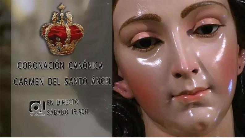 Coronación de la Virgen del Carmen del Santo Ángel