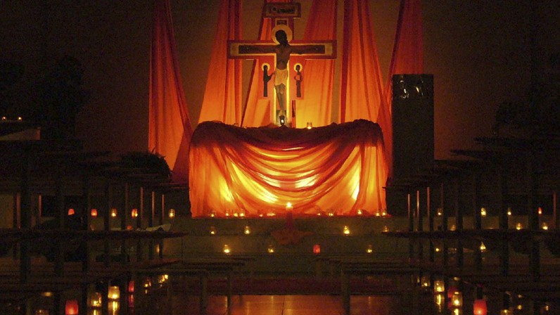 Oración de Taizé en Sevilla