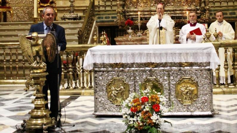 """El Arzobispo destaca los """"servicios impagables"""" de Ayuda a la Iglesia Necesitada por su 50 aniversario en España"""