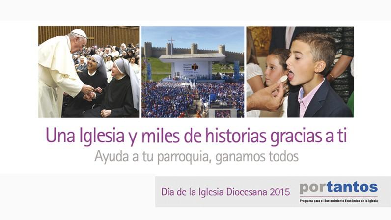 Día de la Iglesia Diocesana 2015