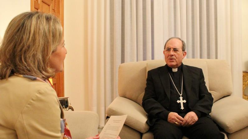"""Mons. Asenjo: """"Sin sacerdotes santos todos los proyectos están condenados al fracaso"""""""