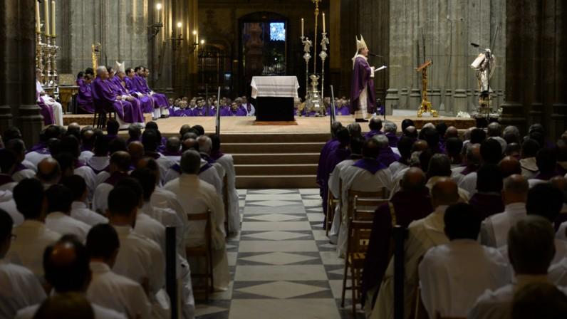 Homilía en la apertura del Año de la Misericordia en la Catedral de Sevilla