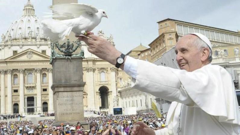 Eucaristía por la Jornada Mundial de la Paz