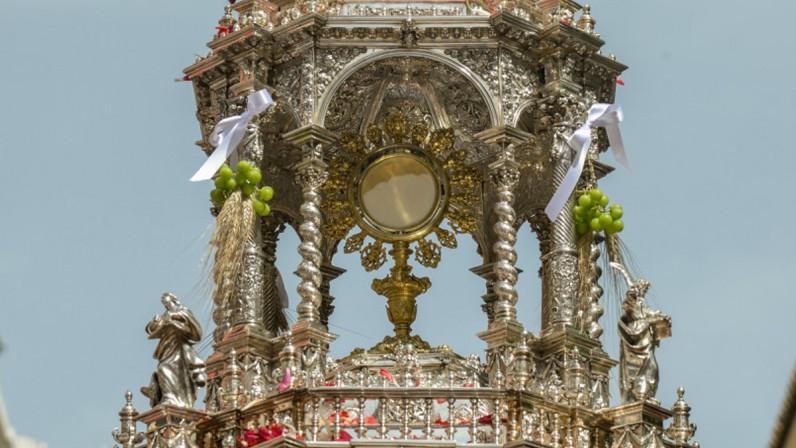 Carta del Arzobispo de Sevilla, 'Corpus Christi, el Señor en nuestras calles' (18-06-17)