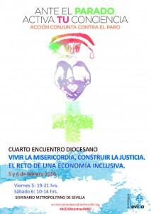 cartel IV encuentro