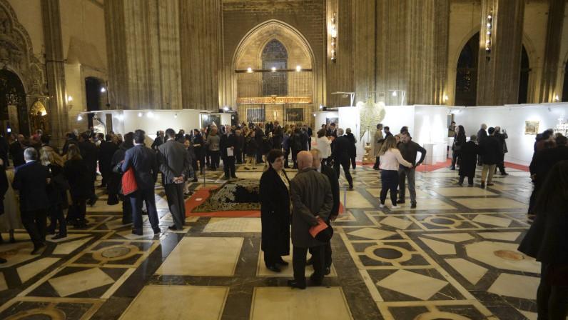 Exposición en la Catedral: El rostro de la misericordia en el arte sevillano