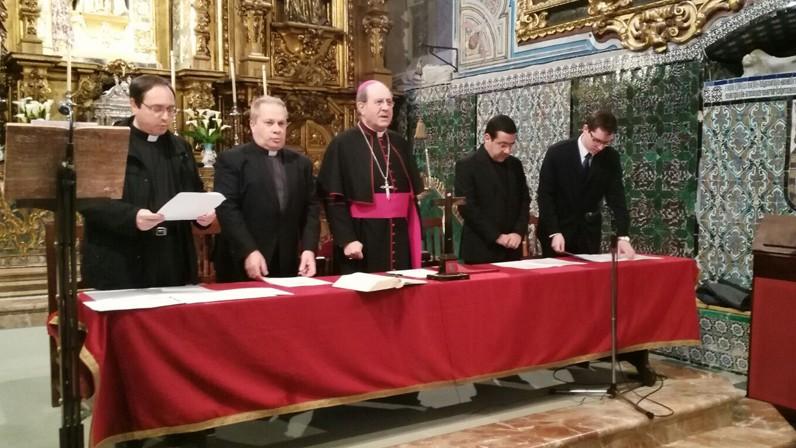 Clausura el suplemento diocesano de la causa de Sor María Cristina de la Cruz Arteaga