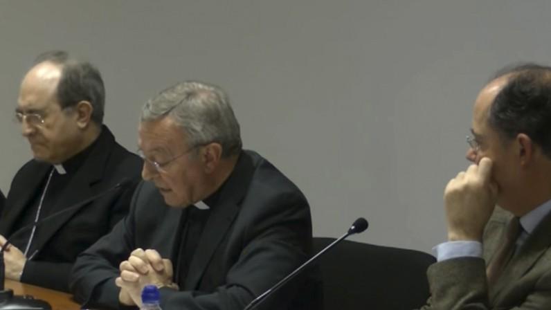 Primera sesión del Seminario de Estudios Laicales 'Miguel Mañara'