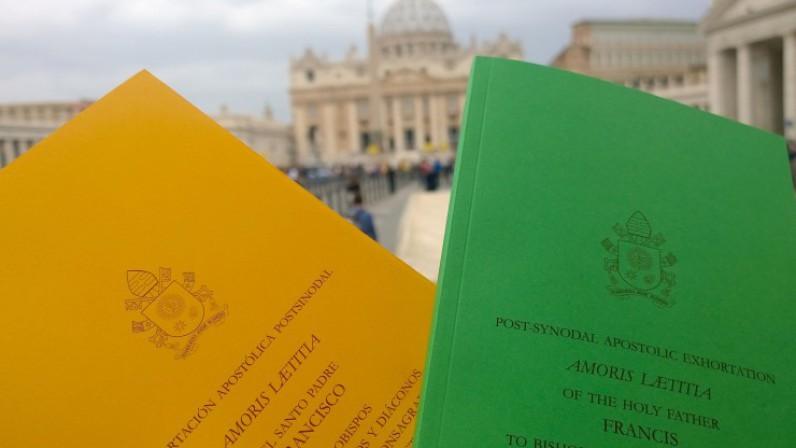 El viernes se presenta en Sevilla el documento del Papa sobre la familia